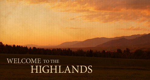Welcome To The Hightlands